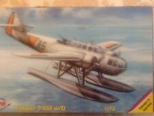 MPM 1/72 scale Fokker T-VIII w/G floatplane; OOP; #72080; 1997
