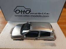 Ottomobile Renault Clio 2 RS phase 1 silver 1/18