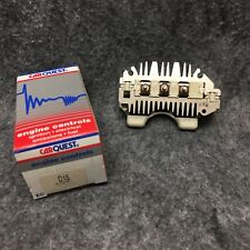 1986-1987 Caprice Camaro 5.0 5.7 Alternator Rectifier D15 Car Quest NEW 34547
