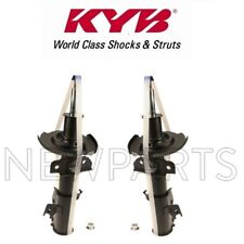 Pair Set of Front Left & Right Suspension Struts Assies KYB Excel-G Fits Mazda 2