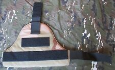 GENUINE US ARMY GATOR HAWK DCU/DESERT CAMO ARMOUR BICEP PROTECTOR WITH KEVLAR.