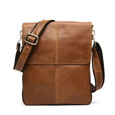Men's Bag Genuine Leather Messenger Shoulder Bags Handbag Briefcase for Man