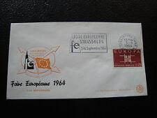 FRANCE - enveloppe 3/9/1964 (foire europeenne 1964) (cy23) french (Y)