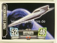 Force Attax Serie 2 Padme's Sternenschiff #081
