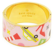 Kate Spade New York Bracelet Darcel Hinged Bangle NWD