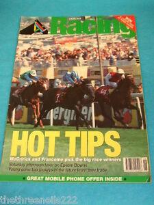 INSIDE RACING - EPSOM DOWNS - JUNE 1995 # 10