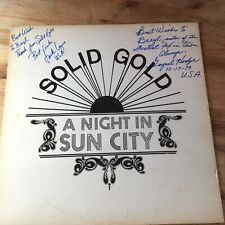 Solid Gold - A Night In Sun City Gaynel Hodge Jack Charles Wagner US 1980 Jazz
