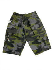 SALE//REDUCED BNWT Joules Boys Cargo Trousers Army Camo Camouflage Pockets Green