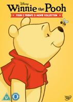 Nuovo Winnie The Pooh 5 Film Collection DVD