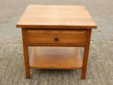 Unbranded Oak Modern Console Tables