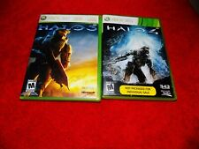 """2X Lot Xbox 360 Halo 3 & Halo 4 'Not Packaged For Individual Sale"""""""