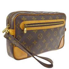 LOUIS VUITTON MARLY DRAGONNE CLUCTH HAND BAG PURSE MONOGRAM dnp M51825 A52584