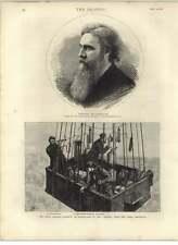 1875 incidente mortale Palloncino FRANCIA, ZENITH auto con tre piloti