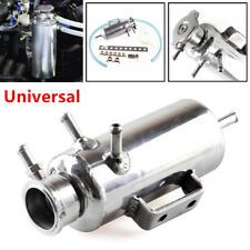 Universal Radiator Coolant Aluminum Alloy Catch Tank Overflow Reservoir 350ml