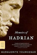 FSG Classics: Memoirs of Hadrian by Marguerite Yourcenar (2005, Paperback)