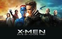 X-Men Days of Future Past! Blu-Ray Disc Hugh Jackman Jennifer Lawrence