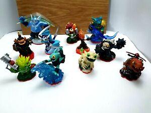 Skylanders Trap Team Bundle Of 11 Character Figures