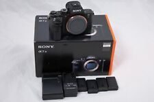 SONY ALPHA A7SII FULL FRAME E MOUNT -4 Batteries, 2 chargers, Extreme Pro Cards