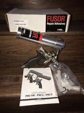 Fusor Fus312 Sprayable Seam Sealer & Coating Dispensing Gun (Adhesives) Niob
