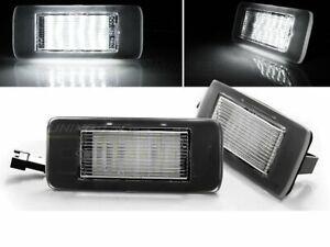 LED Kennzeichenbeleuchtung for Opel ZAFIRA C 2012-ASTRA J 2010-CARAVAN AU PROP05