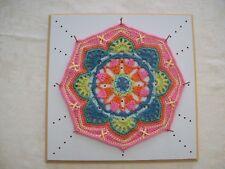 Crochet Blocking Board for Blocking Multiple Shapes