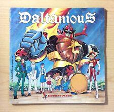 FIGURINE PANINI - DALTANIOUS 1981 - MANCOLISTA DI FIG. RECUPERATE - LEGGI