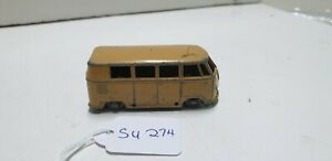 budgie micro bus Volkswagen no 12 su274 traingirl13 free post