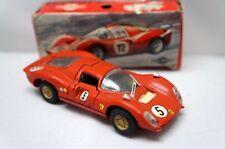 FERRARI PROTOTIPO 330 P4 1:43 MERCURY 65 RED METAL MODEL RACE CAR IN FACTORY BOX