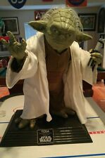 Yoda Ltd Edition Prop Figure Statue Replica 3724/10.000 STAR WARS Attack Clones