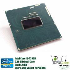 Intel Core i5-4330M (4th-Gen) 2.80GHz Dual Core Laptop CPU Processor SR1H8