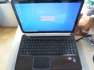 HP Pavilion dv6-6040eo DV6 Quadcore 1,8GHz CPU