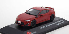 1:43 J-Collection Toyota GT86 TRD Performance RHD 2013 red