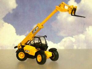 OXFORD DIECAST CONSTRUCTION 1/76 JCB 531-70 LOADALL FORK LIFT LOADER 76LDL001