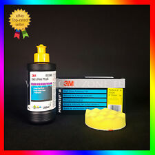 3M Perfect it Extra Fine 80349 (250 ml) + 1x 3M Mousse de polissage 50536 (75mm)