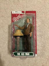 A Christmas Story Neca Old Man Figure