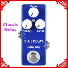 Digital Analog Delay Guitar Effect Pedal True Bypass  Deep Blue Delay Clone