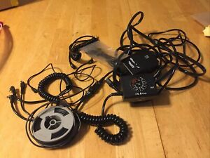 Lot Of Sunpak 611 Cords And Others