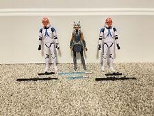 Hasbro Star Wars Black Series Ahsoka Tano 332nd Troopers Clone Wars 6? Set