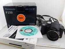 Panasonic FZ8 + Leica 6-27mm f2.8-3.3 Vario-Elmarit ASPH +SCATOLA BOX Lumix FOWA