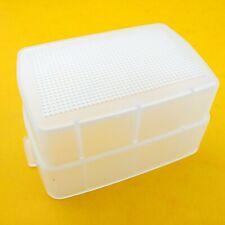 wambo Diffusoren Diffusor Weiß passend für Yongnuo YN467 YN465 YN460-II YN462