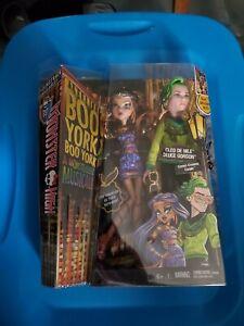 Monster High Cleo De Nile Duece Gorgon Boo York 2 Pack