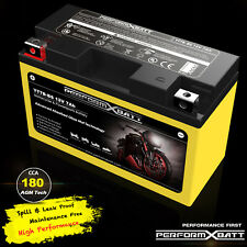 180CCA YT7B-BS AGM Gel Battery Kawasaki KLX400 R Suziki DRZ400 E S Yamaha TTR250
