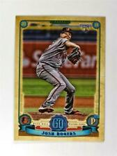 2019 Topps Gypsy Queen Base #43 Josh Rogers - Baltimore Orioles RC