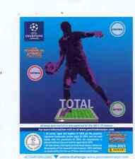 Panini XL Champions League 2014/15 aus Liste 20 Basis + Sonderkarten aussuchen