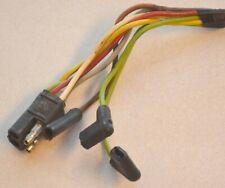 1964 Ford Galaxie & Mercury Two Speed Wiper Motor Wiring Plug Harness, Original