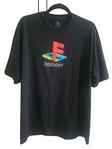 Odd Future PlayStation Logo T-shirt, XL