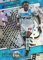2017 Panini Revolution Soccer - Astro Parallel - Olympique de Marseille  180-183