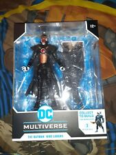 DC Multiverse Batman who Laughs w/ Sky Tyrant Wings No Collect And build Part