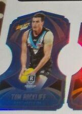 2020 AFL Select Footy Stars Blue Die cut card Port Adelaide #BDC102 Tom Rockliff