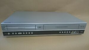 Philips Kombigerät VCR DVD VHS Video Player Video dvd 2in1 kein recorder B ware